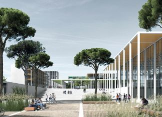 Corte per la campus life, Labics + Topotek 1 – via futureunicampus.it