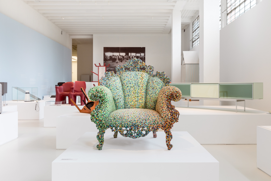 Nasce il museo del design italiano alla triennale artribune for Designer a milano