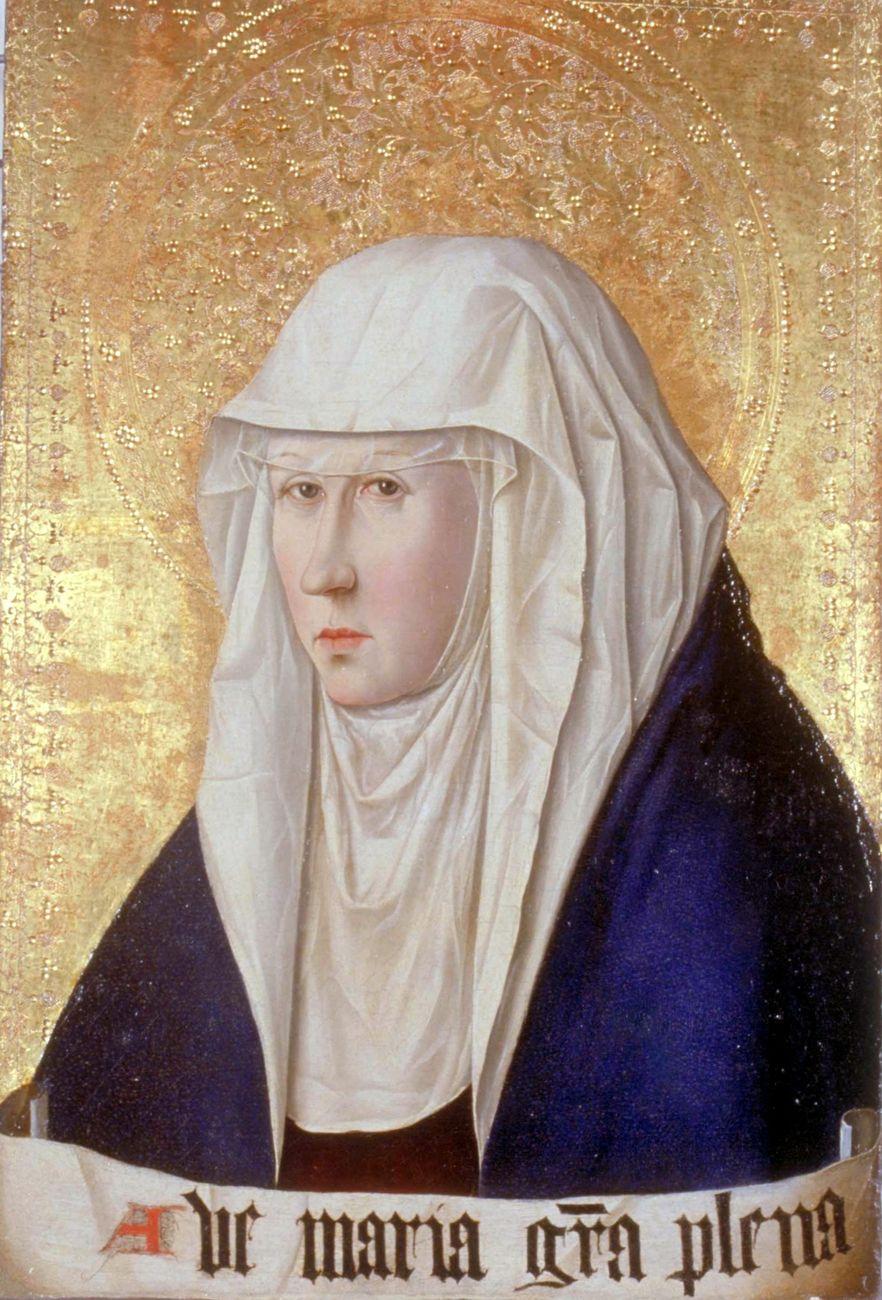 Antonello da Messina, Annunciata. Como, Museo Civico