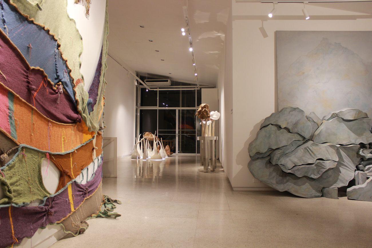 Artinformal, Manila. Greenhills Gallery