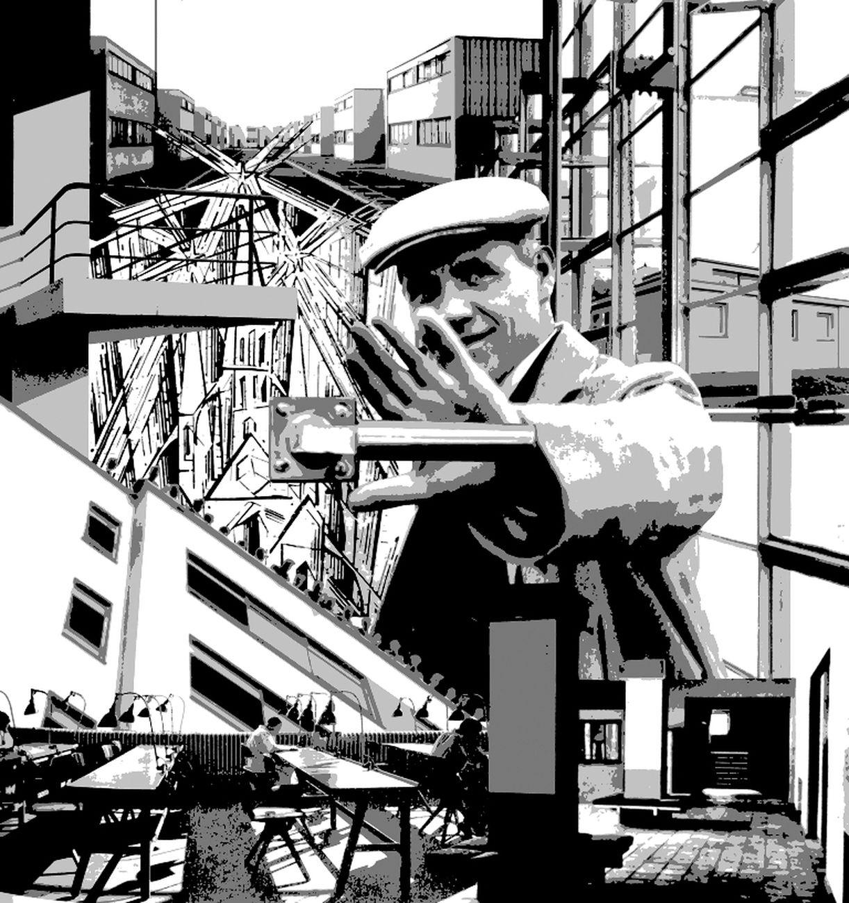 Bauhaus in 20 pictures, Bauhaus Week, 2019. Berlin. Courtesy Kultuprojekte Berlin
