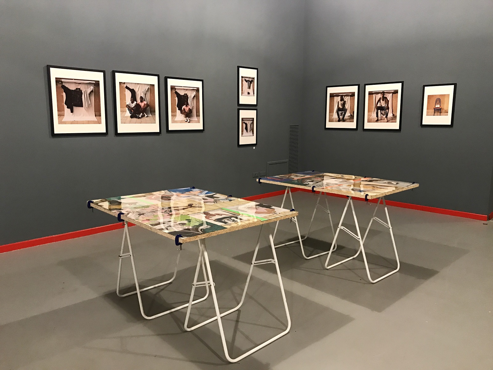 Boys don't cry, exhibition view, 2019. Centro Internazionale per la Fotografia, Palermo. Ph. HM
