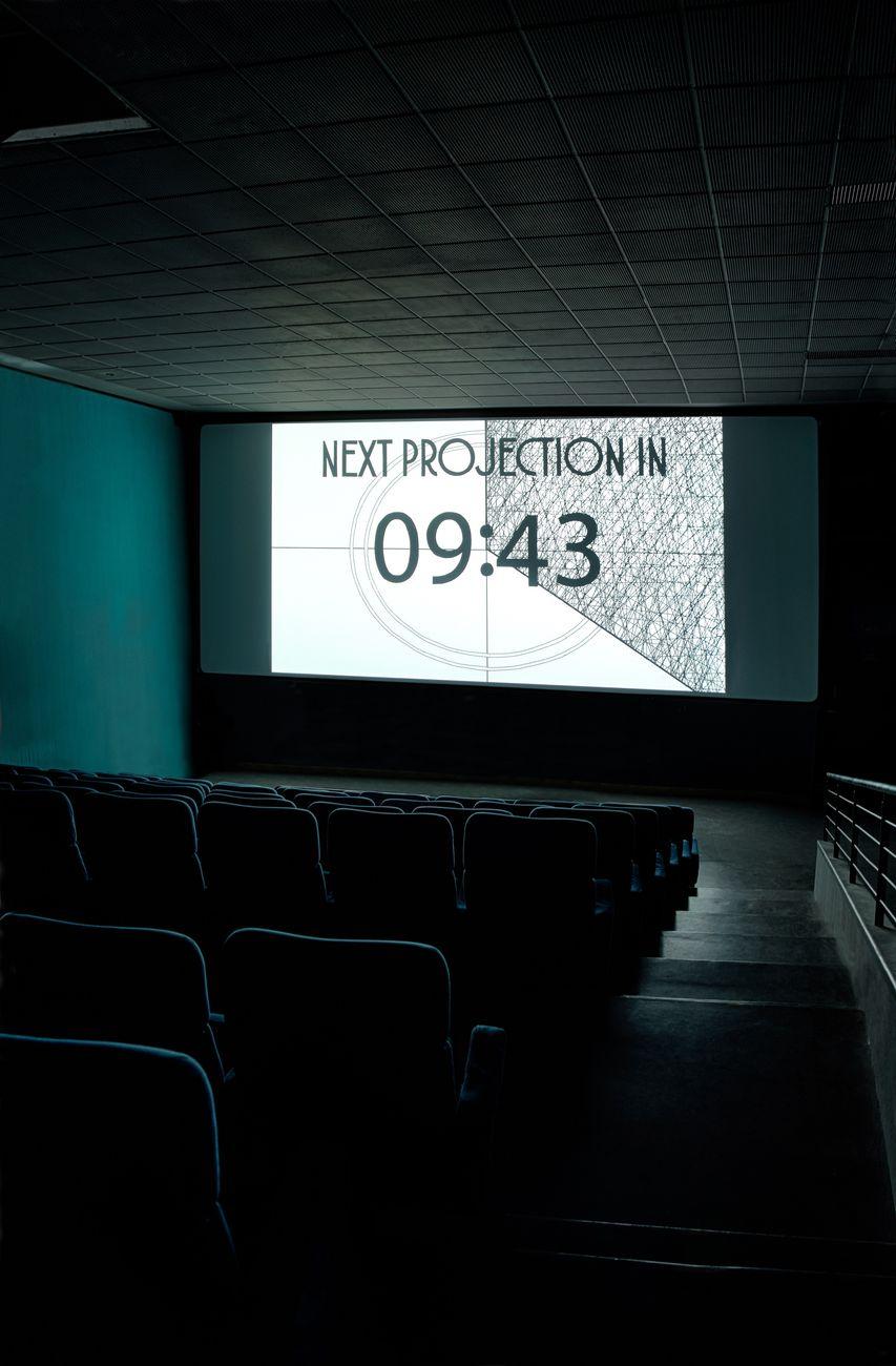 Danilo Sciorilli, The Big Crunch. Museo Nazionale del Cinema, Torino 2019