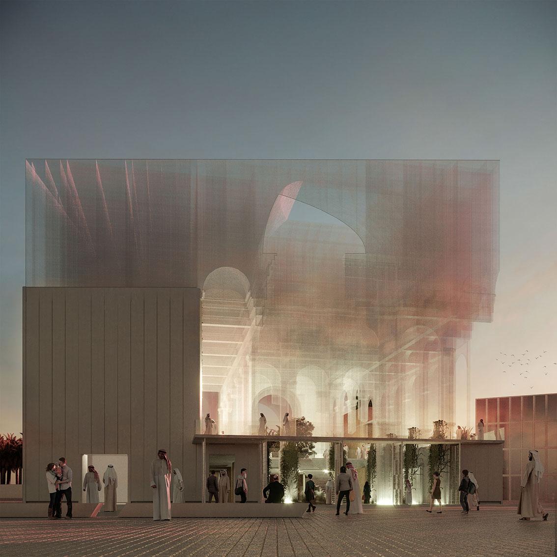 Expo Dubai: il padiglione italiano di Edoardo Tresoldi (che però non si farà)