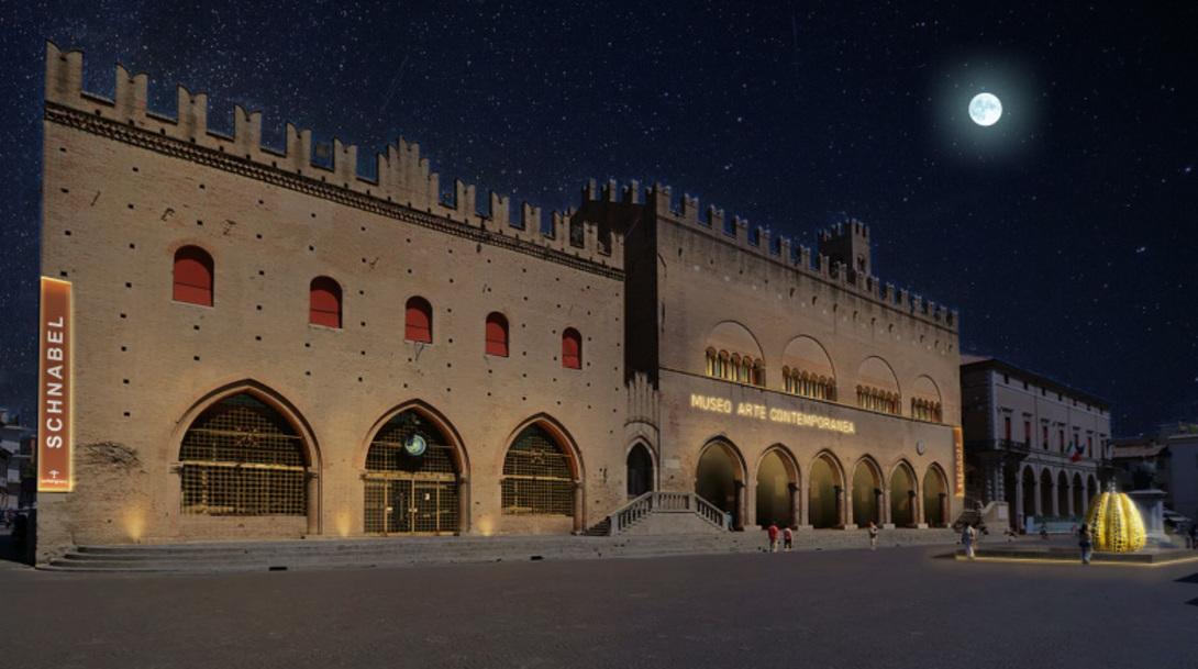 Museo d\'arte contemporanea a Rimini con la Collezione San Patrignano ...