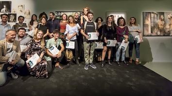 Premio EneganArt, finalisti 2018