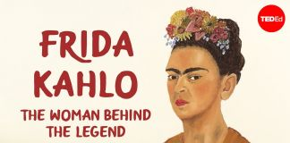 Frida Kahlo, The woman behind the legend