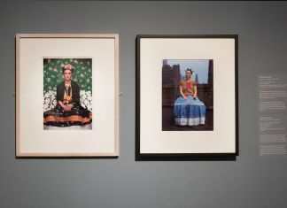 Frida Kahlo. Appearances Can Be Deceiving. Installation view at Brooklyn Museum, New York 2019. Photo Jonathan Dorado