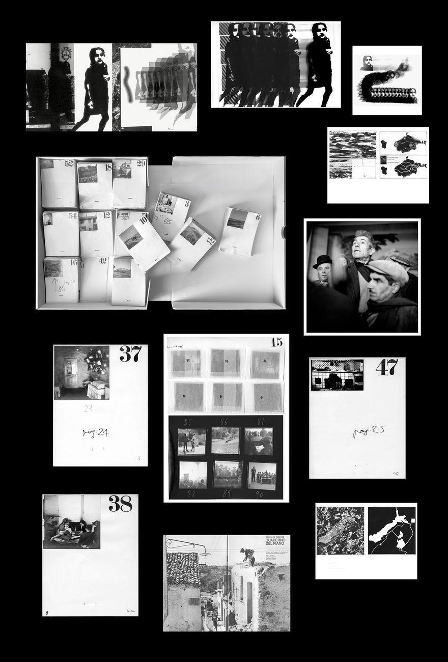 I-DEA. Le Due Culture. Artefatti e Archivi. Archivio Mario Cresci. Cava Paradiso, Matera 2019