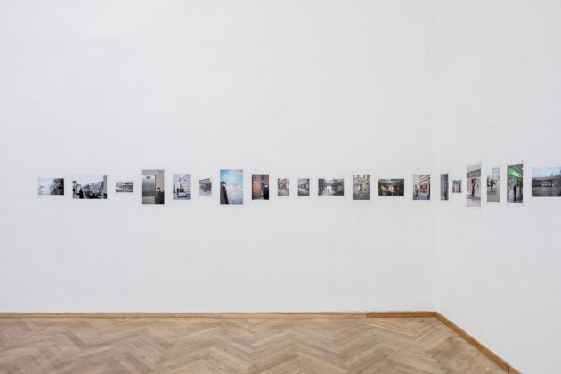 Jimmie Durham, In Europe,1994-ongoing. Installation view, Europa Endlos, Kunsthal Charlottenborg, 2019. Courtesy Jimmie Durham and kurimanzutto, Mexico City-New York. Photo Anders Sune Berg
