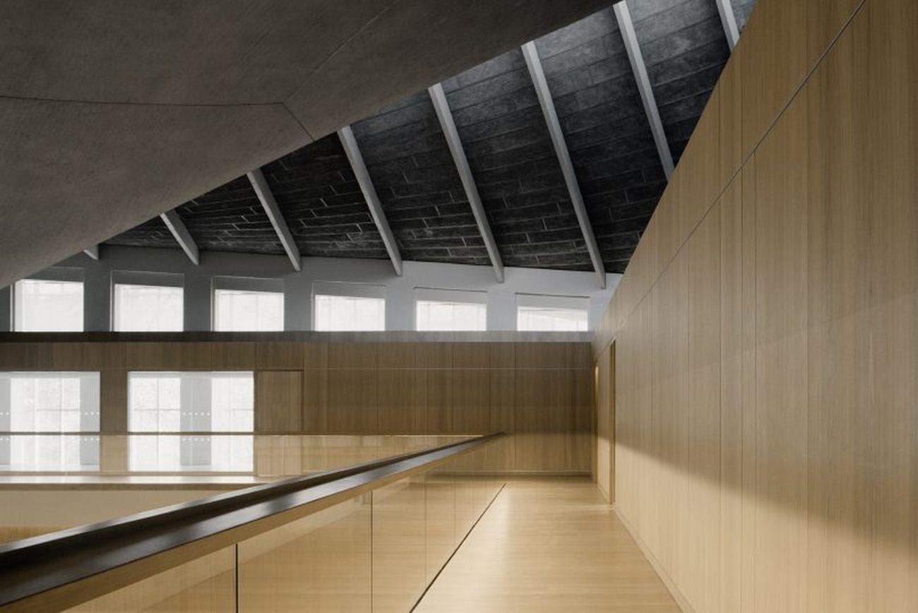 John Pawson, Design Museum, Londra. Photo credits Friederike von Rauch