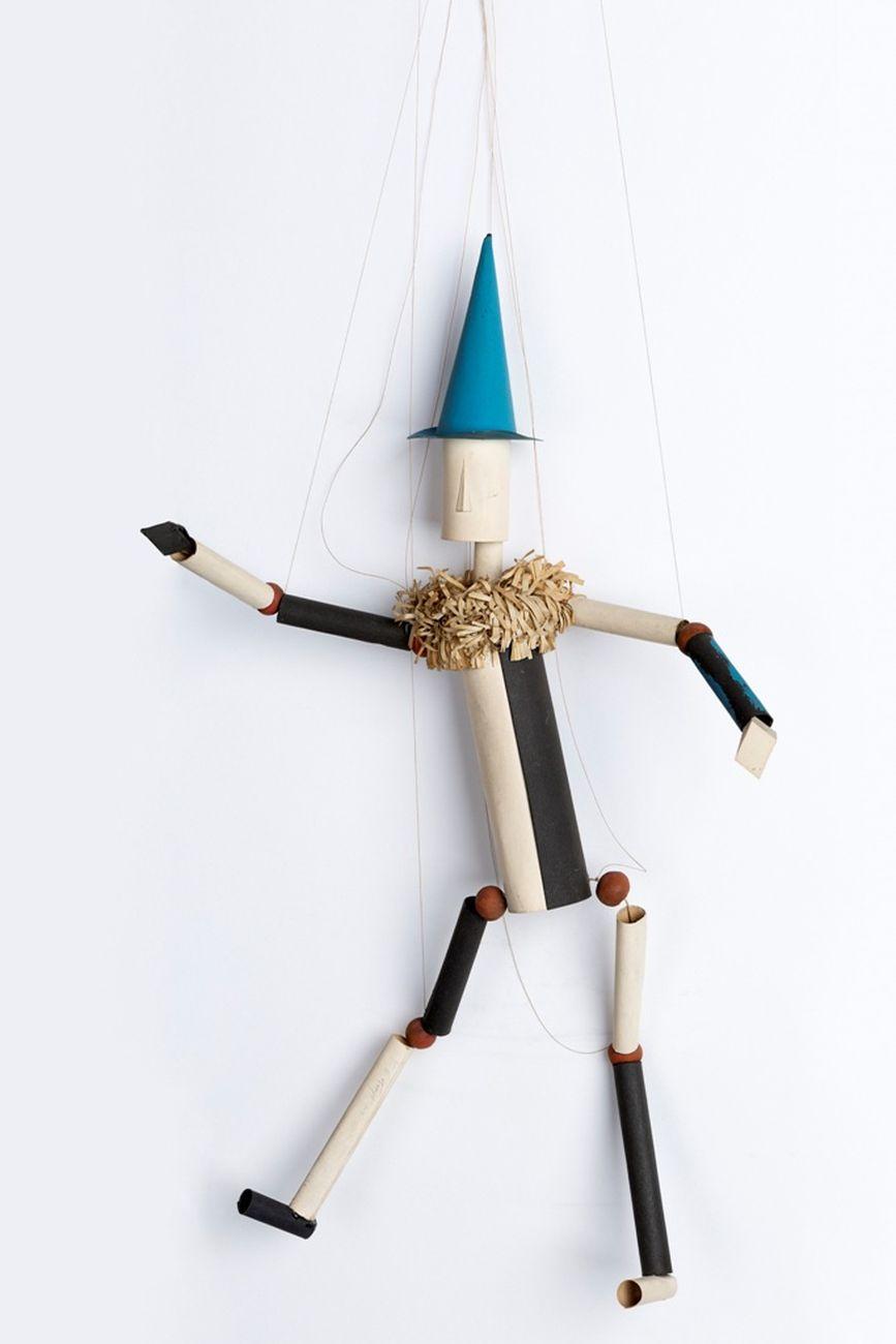 Karl Hermann Haupt, Marionette, s.d. Sammlung Gerald Fingerle. Photo Christine Mainzer, München