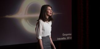 Katie Bouman, How to take a picture of a black hole, TED Talk