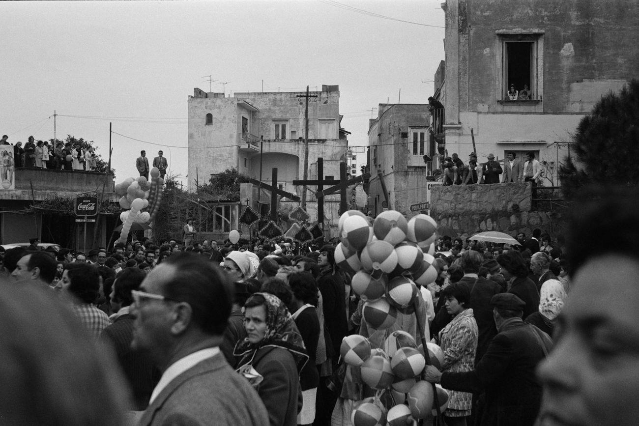 Luigi Di Gianni, Venerdì Santo, Procida, 1974