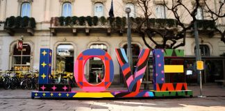 LOVE milano fidenza village falsini kreativehouse