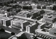 La Città Universitaria di Roma nel 1938
