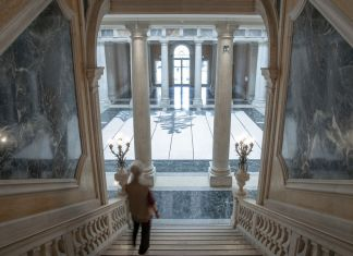 Luc Tuymans. La Pelle. Exhibition view at Palazzo Grassi, Venezia 2019. Photo © Irene Fanizza