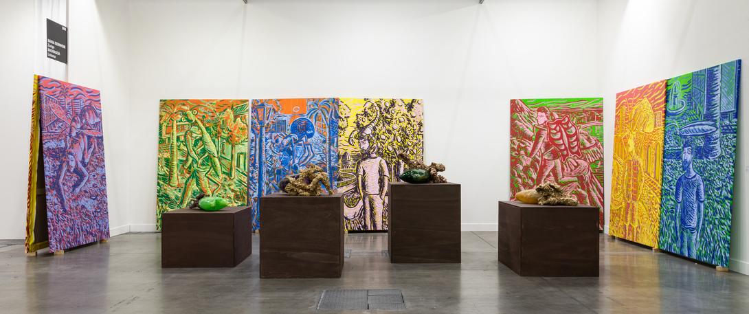 Galleria Mandragoa, MIART 2019 - Photo: © Andrea Pisapia / Spazio Orti 14