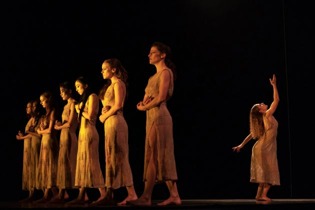 Martha Graham Dance Company in Maxine Doyle and Bobbi Jene Smith's Deo by Brian Pollock.