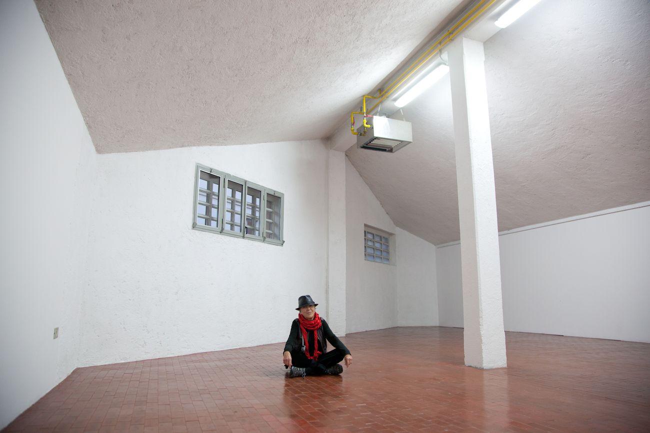 Marion Baruch. Zero Pa. Riss(e), 2011