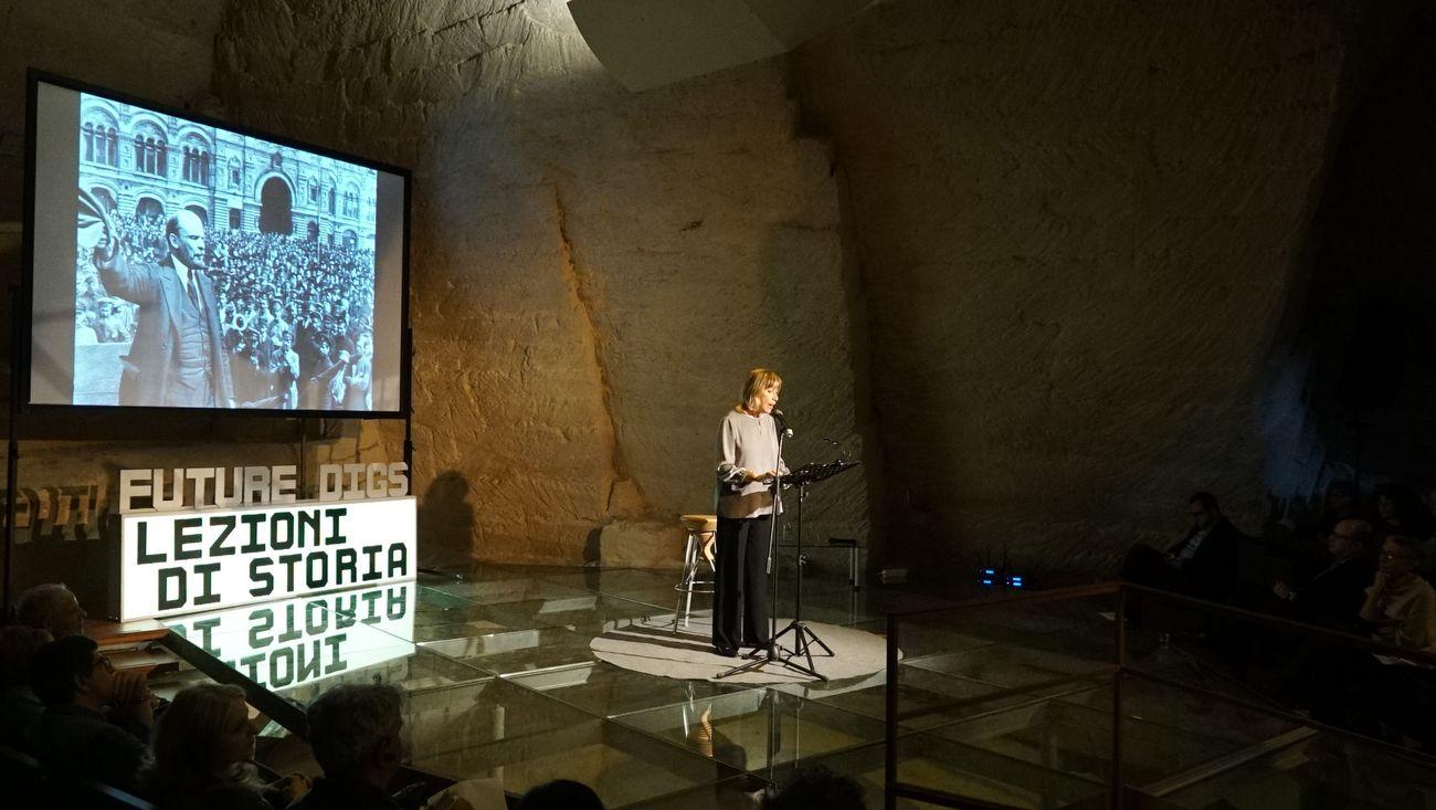 Matera 2019. Future Digs. Simona Colarizi