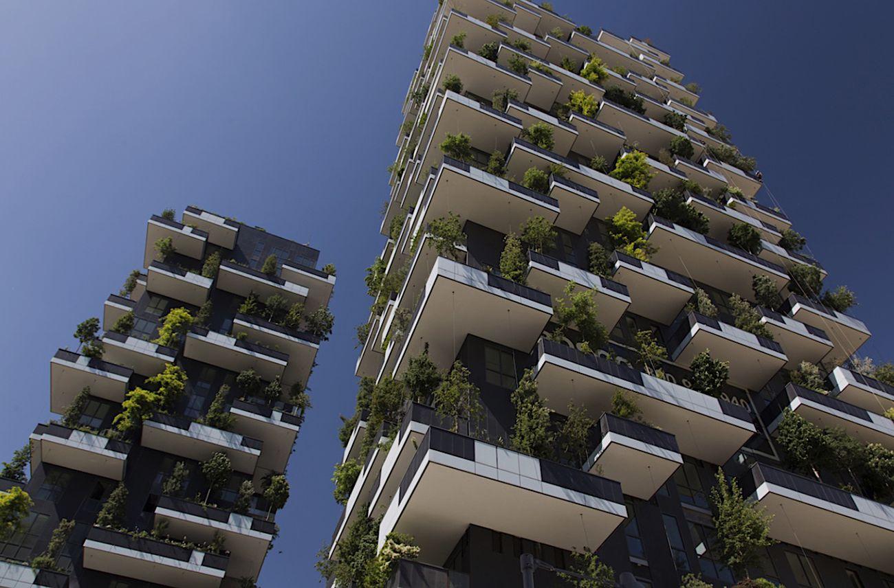Giardini verticali da milano a singapore artribune