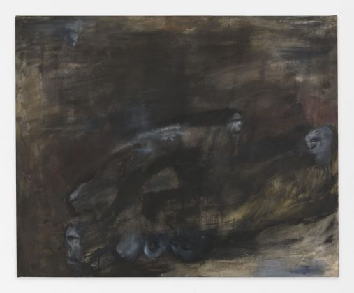 Nancy Spero. Nightmare Figures II. 1961 © 2019 The Nancy Spero and Leon Golub Foundation for the Arts Licensed by VAGA at ARS, NY, courtesy Galerie Lelong & Co. Photo Christopher Burke Studio