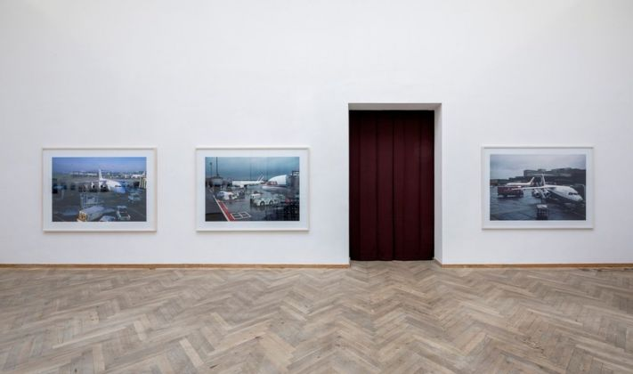 Peter Fischli & David Weiss, Untitled (London, Air Europe), 1988-2000. Installation view, Europa Endlos, Kunsthal Charlottenborg, 2019. Courtesy Peter Fischli David Weiss. Photo Anders Sune Berg