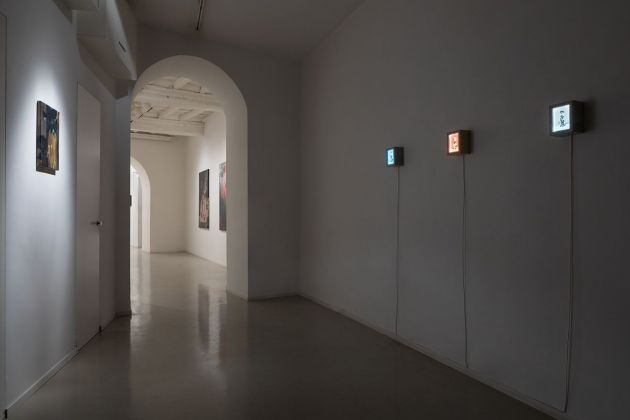 Phantasma. Exhibition view at Francesca Antonini Arte Contemporanea, Roma 2019