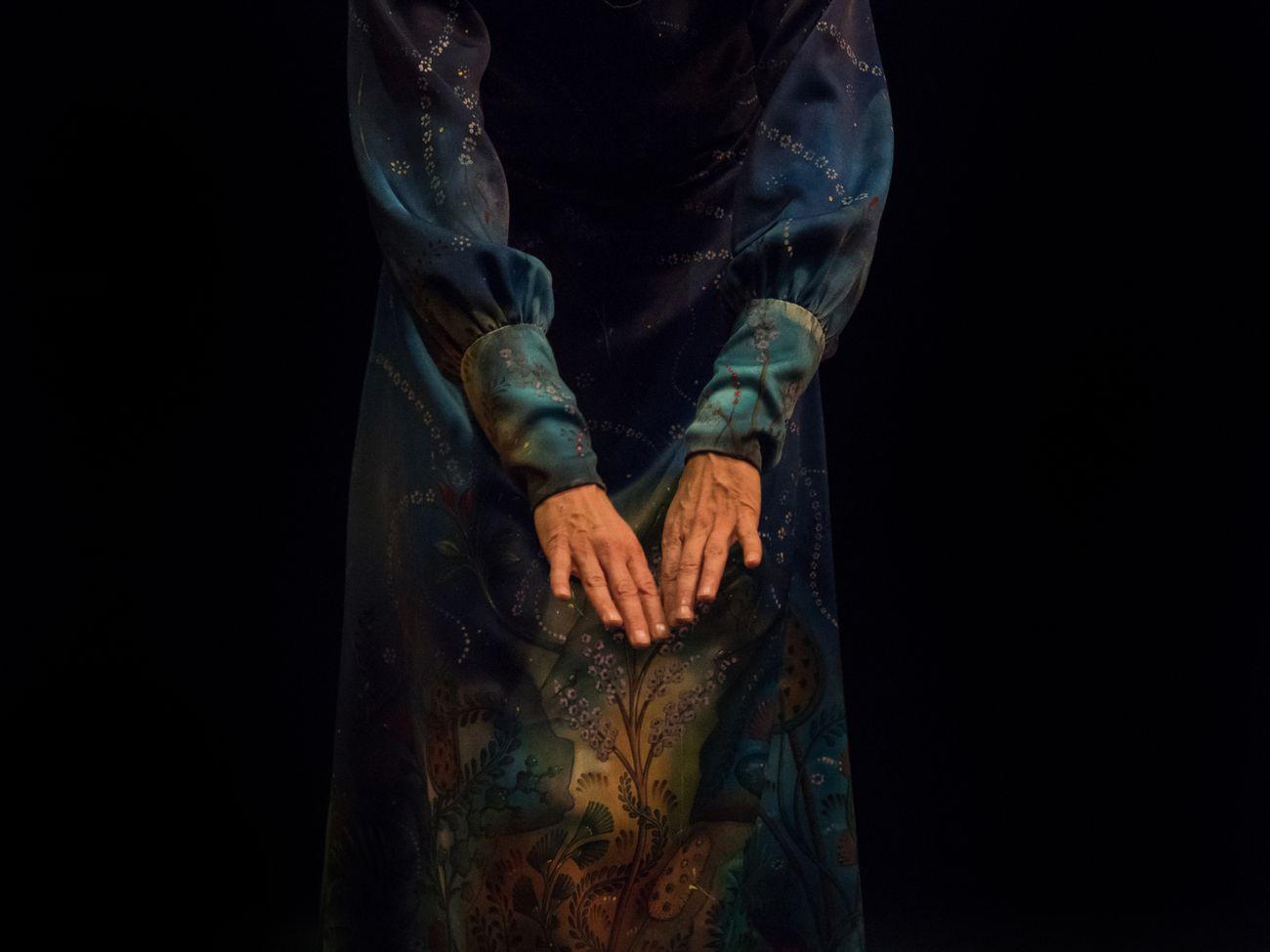 Raffaella Giordano, Celeste. Appunti per natura. Photo Andrea Macchia