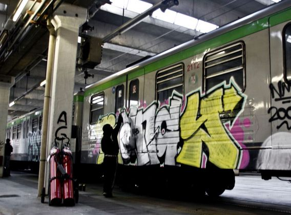 Rancy, Unknown, Milano, 2009