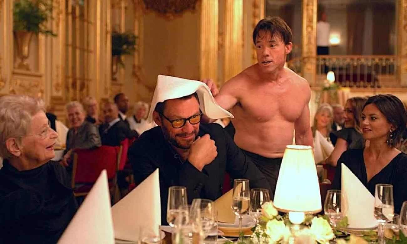 Ruben Östlund, The Square (2017), still dal film