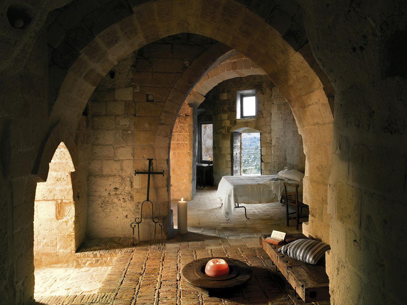 Sextantio - Le Grotte della Civita, Matera