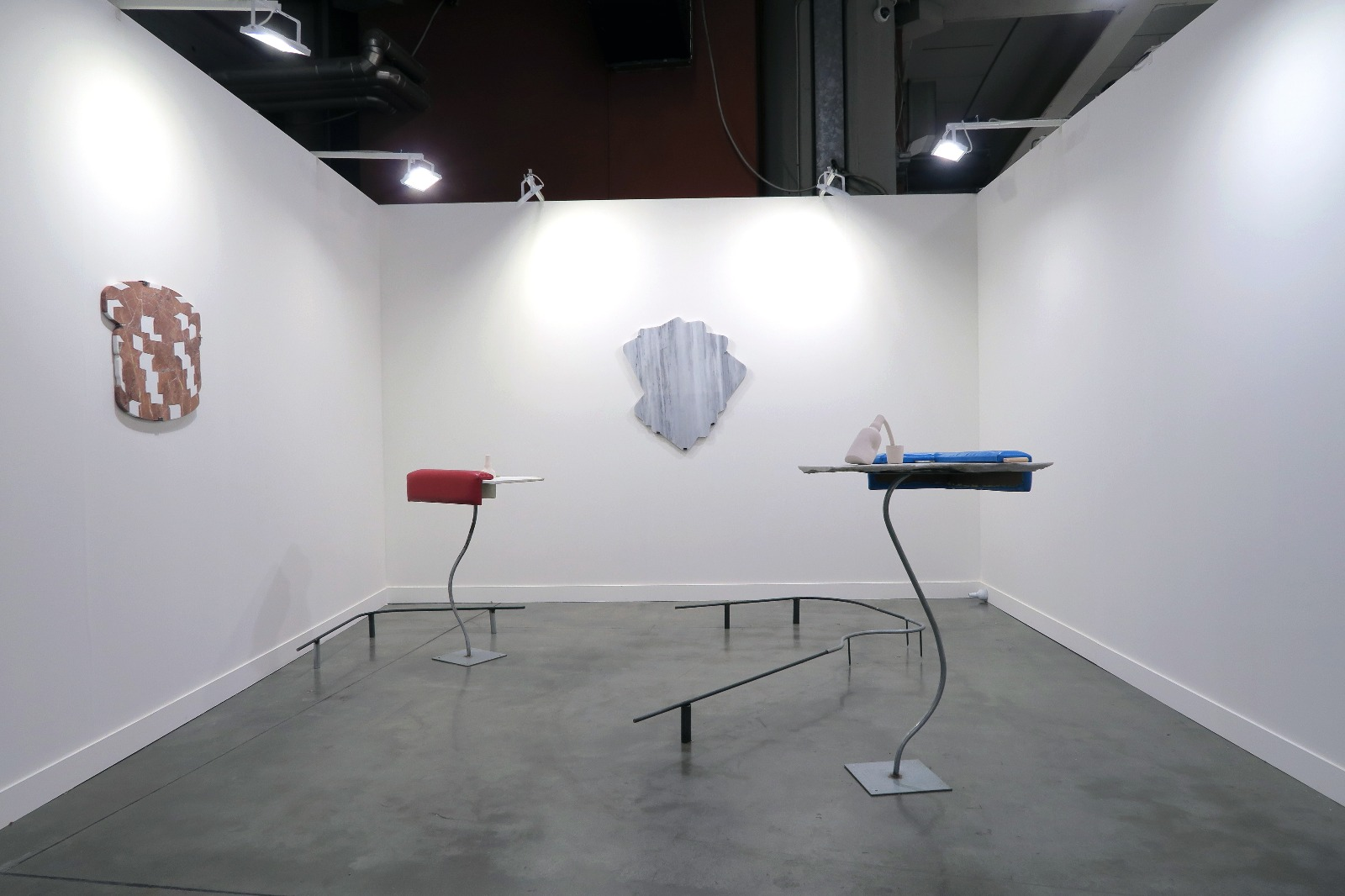 Solo Booth Vasilis Papageorgiou Courtesy UNA