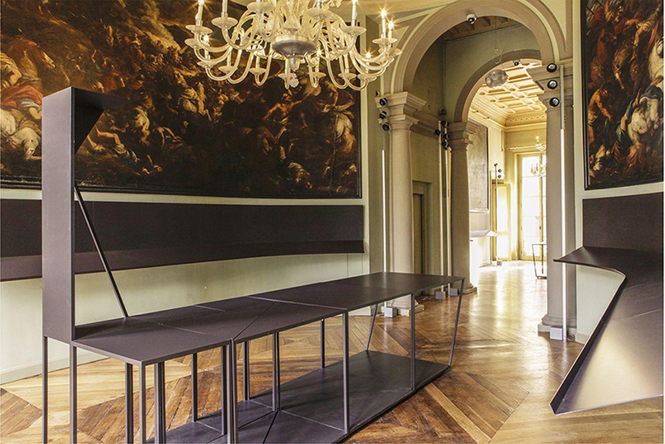 Studio stARTT3, Recupero dell'Istituto Italiano di Cultura, Parigi 2013. Courtesy stARTT