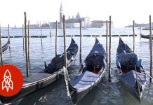 The Last of the Gondola Makers