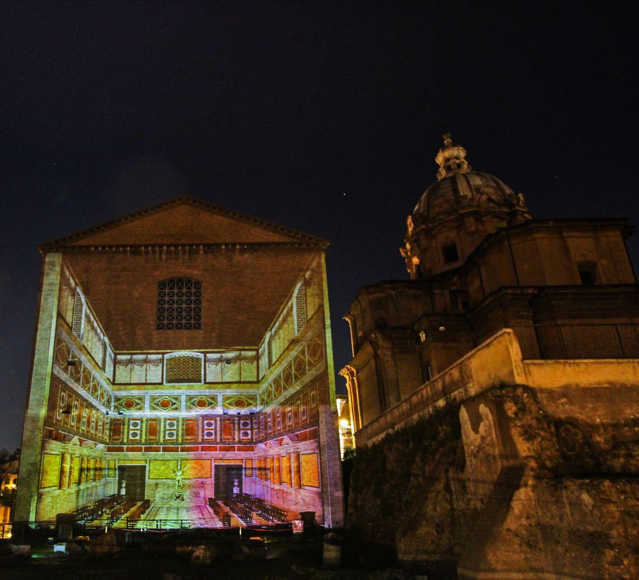 Viaggi nell'Antica Roma. Foro di Cesare, Roma 2019