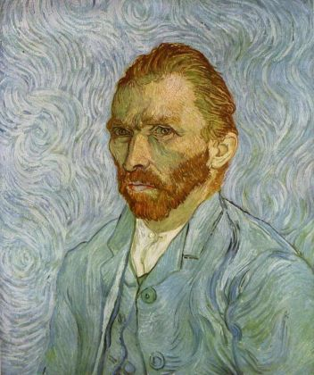Vincent van Gogh, Autoritratto, 1889