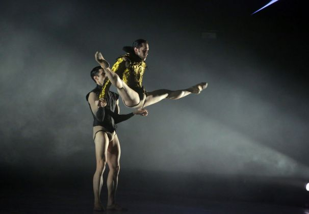 Wayne McGregor, Woolf Works. Becomings. Christian Fagetti & Nicola Del Freo. Photo Brescia e Amisano Teatro alla Scala