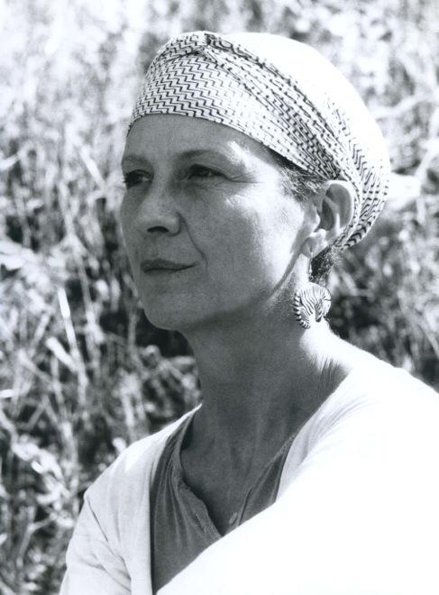 Lucia Latour, courtesy archivio Lucia Latour