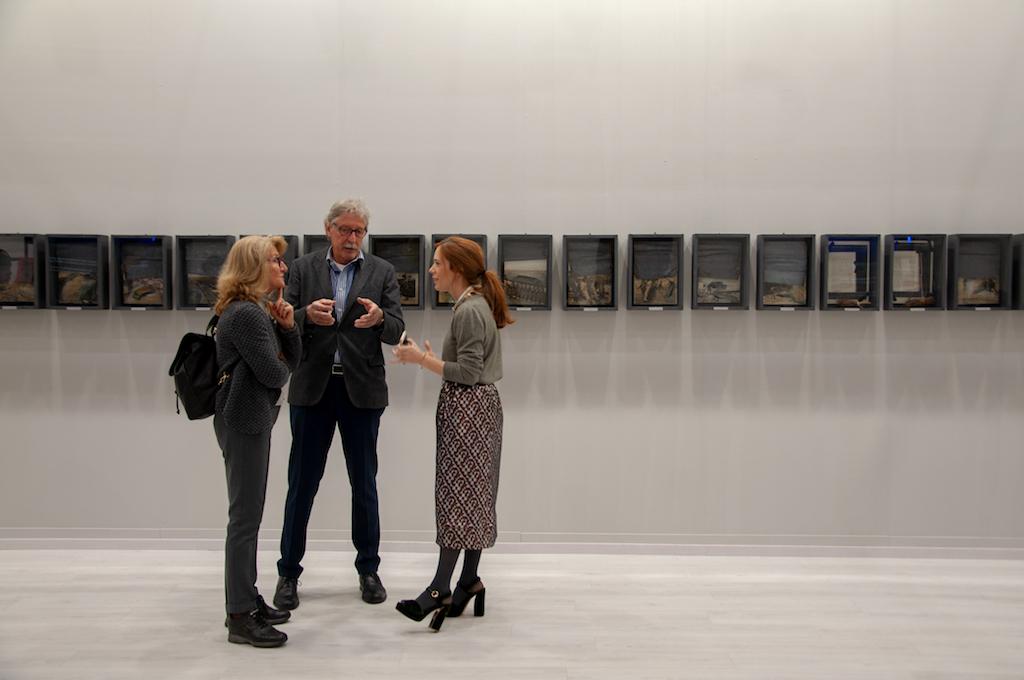 miart 2019, lo stand di Cardi gallery, ph. Irene Fanizza