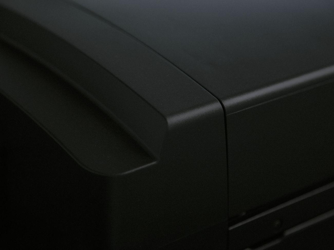 Matteo Cremonesi, Sculpture Dark Printer Office, 2019, stampa su carta fotografica, dimensioni variabili