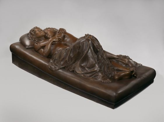 Patricia Cronin (2007 Fellow) Memorial to a Marriage, 2004 Bronze 43.2 x 134.6 x 68.6 cm (17 x 53 x 27 in.) Fuhrman Family Collection, New York Image credit: © Patricia Cronin. Courtesy of the Smithsonian National Portrait Gallery, Washington, D.C.
