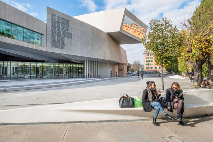 MAXXI, Roma – Photo Credits Francesco Radino– Courtesy MAXXI