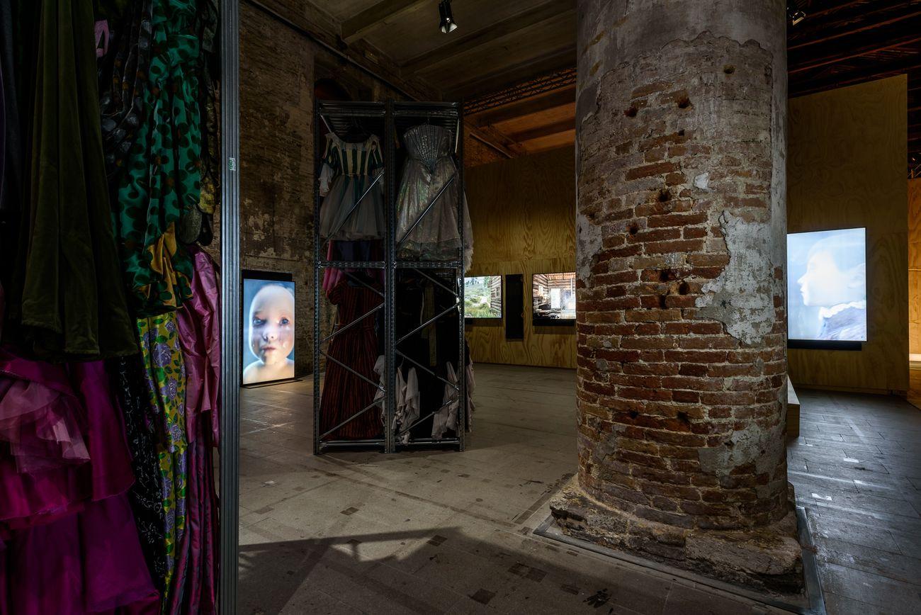 58. Biennale di Venezia, 2019. Ed Atkins. Photo Andrea Avezzù. Courtesy La Biennale di Venezia