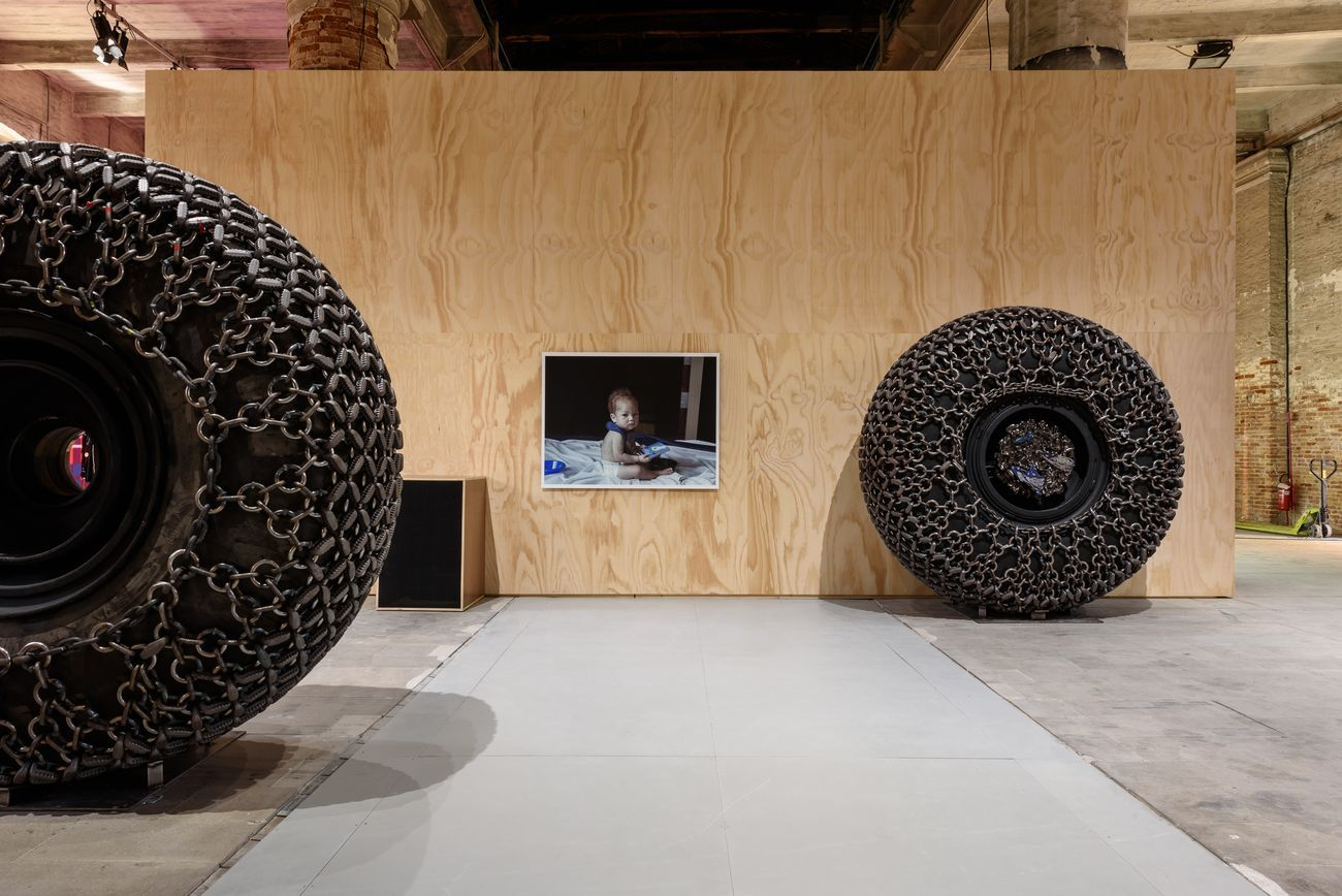 58. Biennale di Venezia. Arthur Jafa. Photo Andrea Avezzù