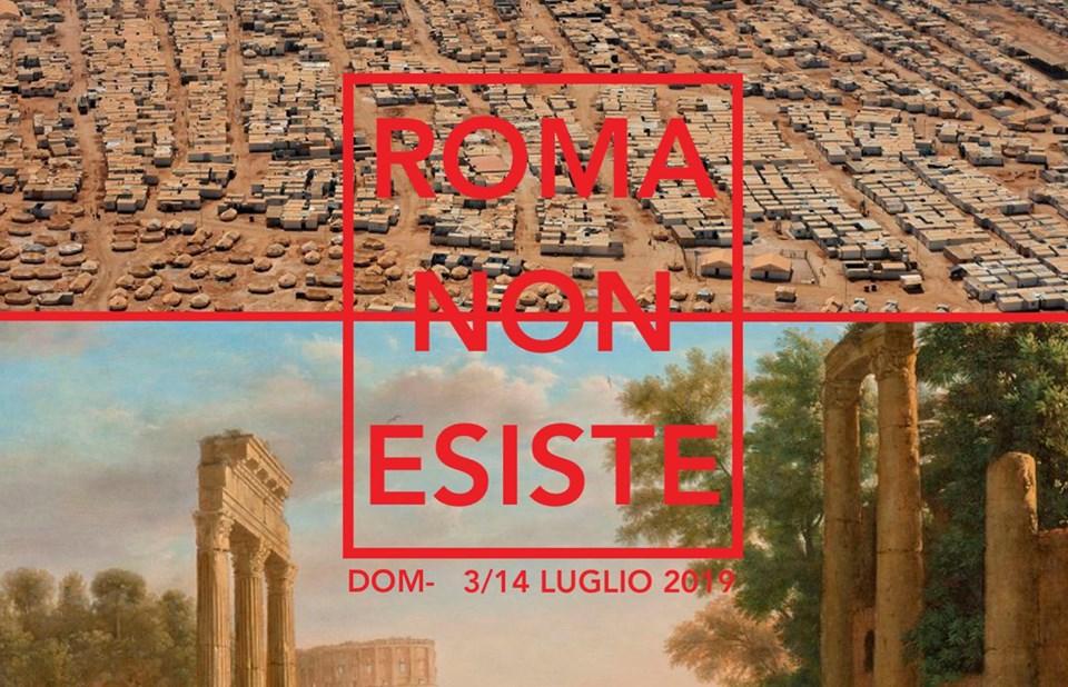 Roma non esiste, la call