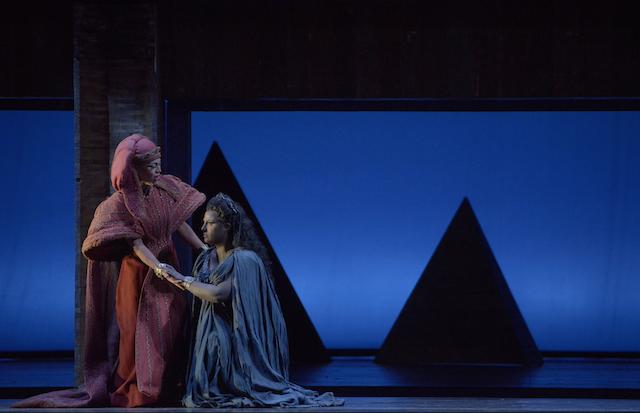AIDA, Giuseppe Verdi, Teatro La Fenice, ph. Michele Crosera