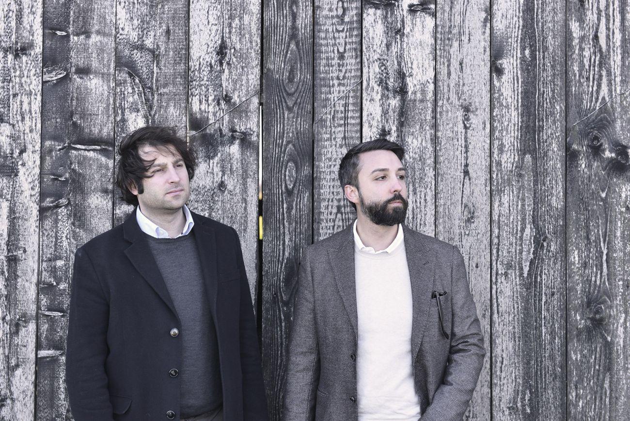 Andrea Tinterri e Domenico Russo. Photo Nicolò Cecchella