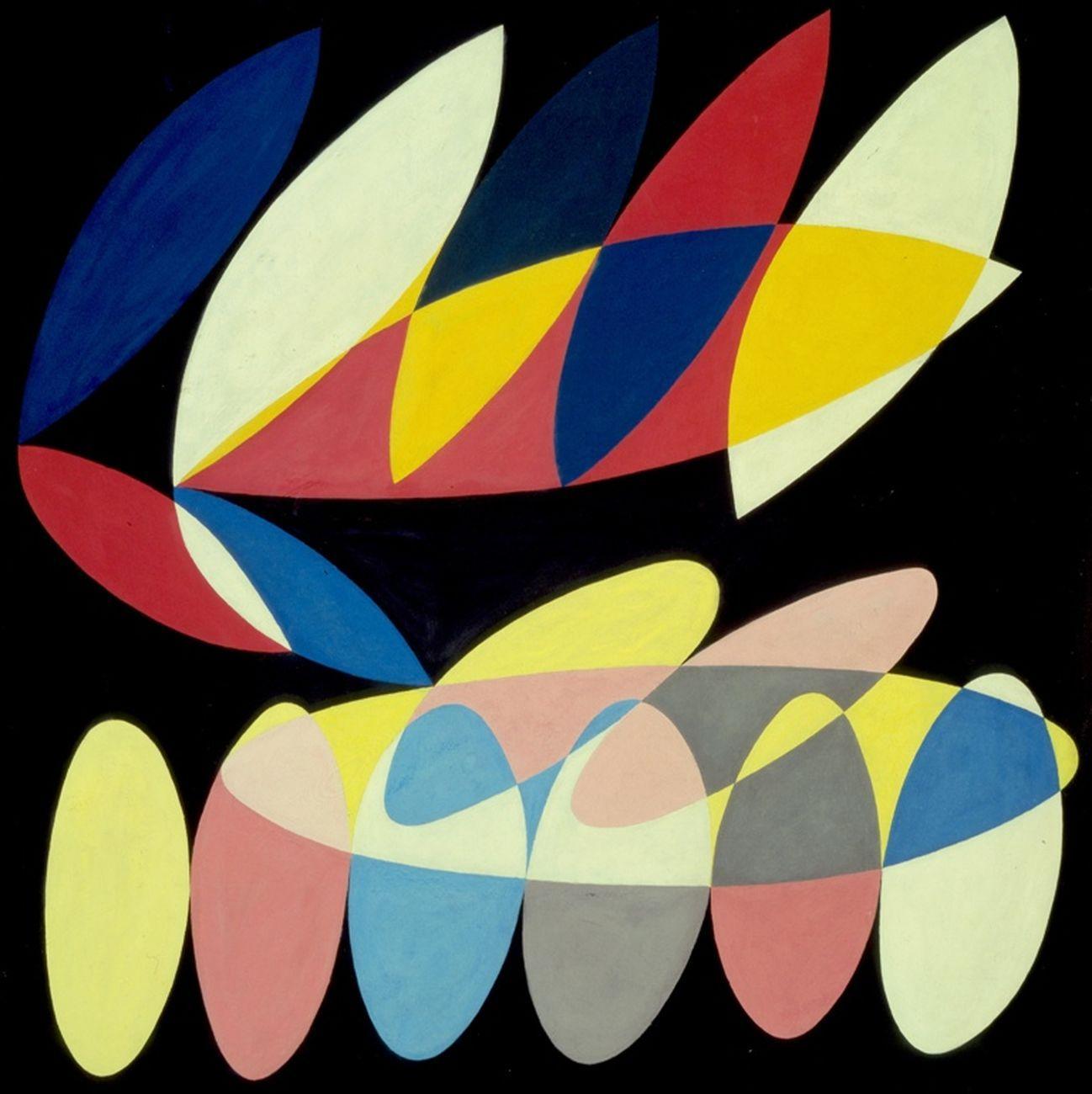 Angelo Bozzola, Funzione di forma concreta, s.d. Collezione Intesa Sanpaolo